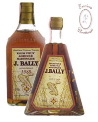 Rhum J. Bally 12 yo