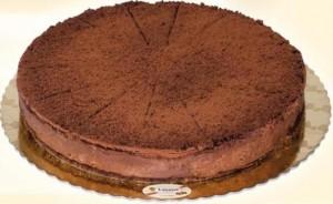 Torta Ricotta e Pera al cacao