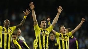 Champions League Borussia in finale