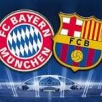 Bayern Monaco - Barcellona