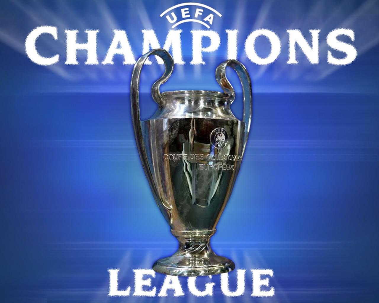 La finale della UEFA Champions League 2014 15 si giocher  224  all    Uefa Champions League Trophy 2013