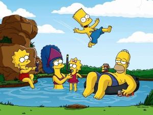 Chiuso per ferie Simpson
