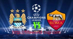 Manchester-City Roma