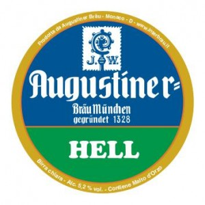 Logo Augustiner Hell