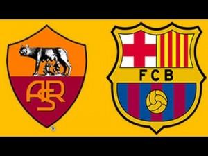 AS Roma FC Barcelona