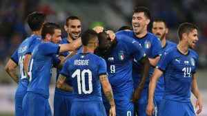 Italia alla Nations League