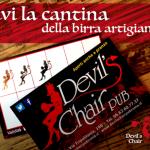 Tessera Devils - Vivi la cantina delle birre artigianali